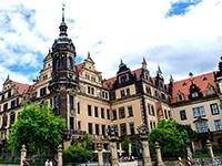Автобусный тур Дрезден - Париж