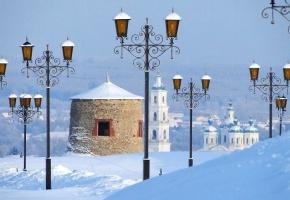 Несметные сокровища Татарстана (4 дня + ж/д)