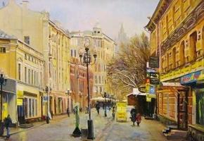 Безумные грани таланта. Ангелы и демоны московских переулков