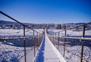 Алтайская зима (10 дней + авиа)