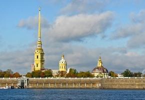 Петербургская классика. Эконом (3 дня + ж/д)