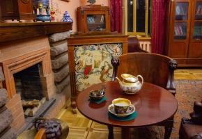 """Красный граф - """"очаровательный негодяй""""! (с посещением особняка А.Н. Толстого и концертом романсов в музыкальной гостиной при свечах)"""