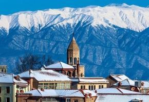 Неземные чудеса Грузии, VIP-тур (4 дня + авиа)