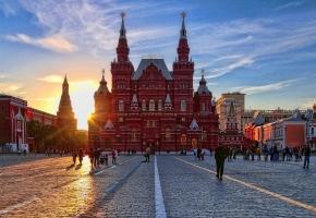 «Московских окон негасимый свет…» (вечерняя обзорная экскурсия по Москве)