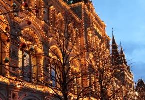 Добро пожаловать в Москву - экскурсионная классика (гарантированный сборный тур, 2 дня + ж/д или авиа)