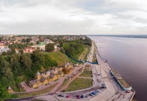Большое путешествие по Нижегородской области (7 дней + ж/д)