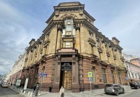 Роскошный век Кузнецкого моста (экскурсия с осмотром шикарных интерьеров Хлудовских бань, пешеходная)