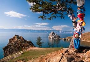 Сердце Байкала: остров Ольхон (7 дней + авиа или ж/д)