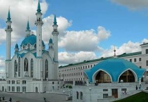 Казань: между Востоком и Западом! (3 дня + ж/д)