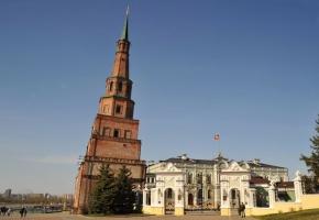 Казань: между Востоком и Западом! (2 дня + ж/д, заезд в пятницу)
