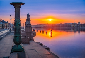 Петербург для Вас (от 2 до 7 дней + ж/д, апрель - сентябрь)