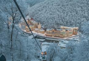 Рождественский Кавказский экспресс. Сочи + Абхазия (автобусный тур, 6 дней)
