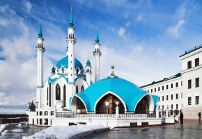 Новый год в древней Казани (All Inclusive + Свияжск, 3 дня + ж/д)