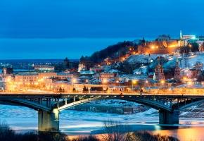 Рождество в Нижнем Новгороде (2 дня + ж/д)