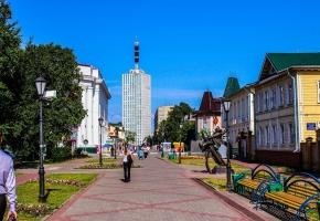 Архангельск - Соловки (4 дня + ж/д)