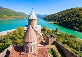 Грузинская кругосветка (от 3 до 8 дней + авиа, заезд по воскресеньям)