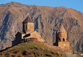 Грузинская кругосветка (от 3 до 8 дней + авиа, заезд по средам)