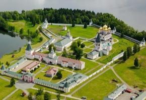 Вышний Волочек - Валдай - Великий Новгород - Старая Русса (автобусный тур, 3 дня)