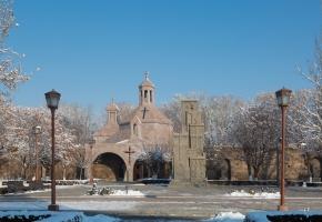 Шедевры Армении (5 дней + авиа)