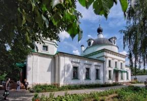 Звезды южного Подмосковья (Дубровицы - Остафьево)