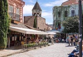 Блиц-тур Грузия + Азербайджан (5 дней + авиа)