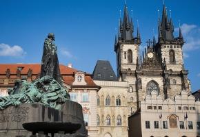 Злата Прага (8 дней+авиа)