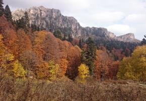 Осенними горными тропами (с посещением термальных источников, 5 дней + авиа или ж/д)