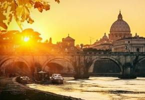 Классическая Италия (Рим – Флоренция – Монтекатини – Терме – (Пиза) – Болонья – Венеция – Римини, 8 дней + авиа)