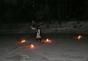 Крещенская ночь на Кашинской земле (ночная древнерусская программа)