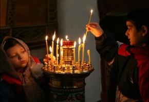 Престольный праздник Святой Троицы в Завидове