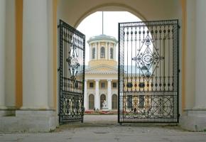Архангельское - подмосковный Версаль