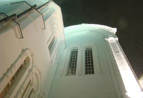 Святое Крещение в Дивеево (ночная программа)