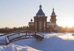Узоры северной зимы (3 дня + ж/д)