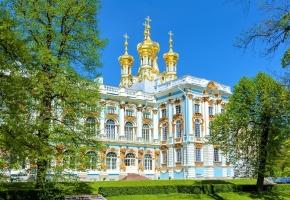 Здравствуй, Петербург! (5 дней + ж/д, апрель - октябрь)