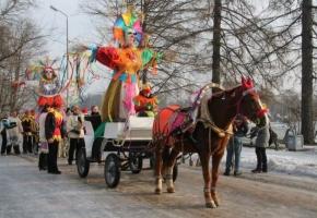 На праздники в Петербург. Бал в Елагиноостровском дворце в честь 8 марта.(ж/д)