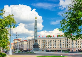 Минск - Гродно (5 дней + ж/д)