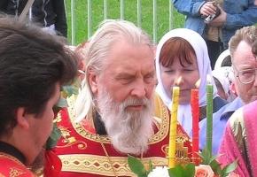 Пасха в Сергиевом Посаде