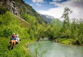 Семь мгновений лета (конный тур, 9 дней + ж/д или авиа)