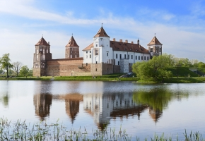 Минск - Гродно (4 дня + ж/д)