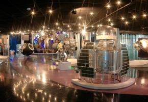Космическое путешествие (Мемориальный музей космонавтики, пешеходная, для школьников)