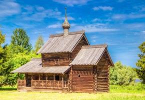 Золотой век русской усадьбы (2 дня + ж/д, программа стандарт, осень-зима)