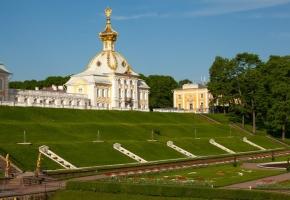 Большое путешествие в Петербург (10 дней + ж/д, октябрь - апрель)