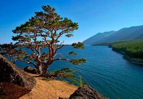 Путевка на Байкал (6 дней + авиа или ж/д)