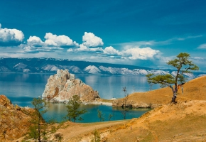 Летние каникулы на Байкале (6 дней + ж/д или авиа)