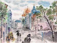 Тайны двориков Маросейки