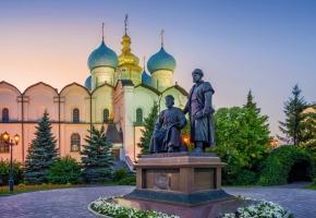 Жемчужины Татарстана (весна- лето, 4 дня + ж/д)