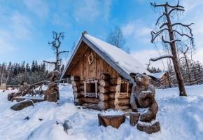 Рождественский разгуляй в Карелии (3 дня + ж/д)
