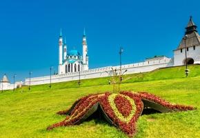 Добро пожаловать в Казань (3 дня + ж/д, осень-зима)