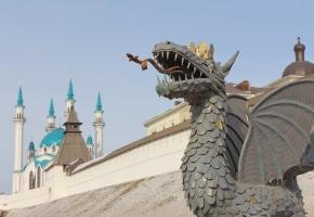 Добро пожаловать в Казань (заезд по пятницам, осень-зима, 2 дня + ж/д)
