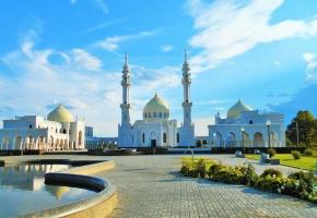 Жемчужины Татарстана (весна - лето, 3 дня + ж/д)